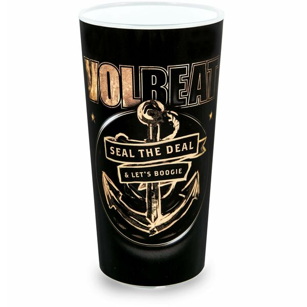 Volbeat Seal the Deal Fan Becher mit Fotodruck