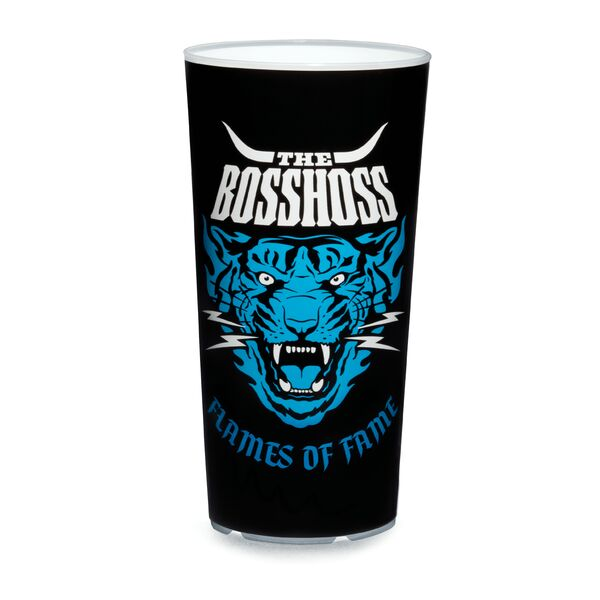 The Boss Hoss Flames Of Fame blau
