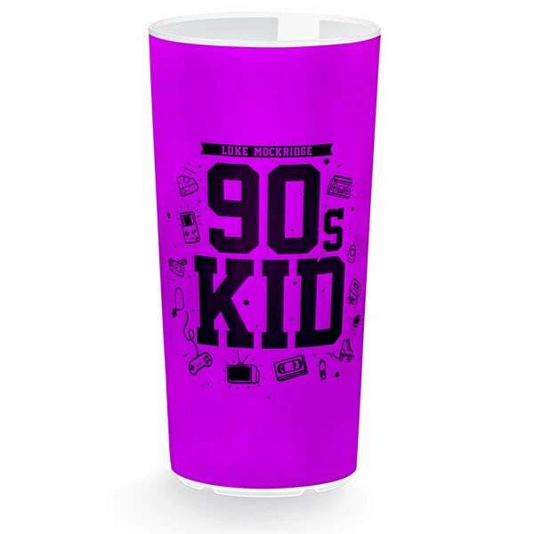 Luke Mockridge Fan Becher mit Fotodruck, 90s Kids