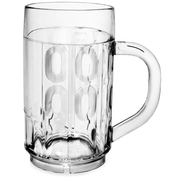 AKU® Bierkrug 0,30 l - PC glasklar